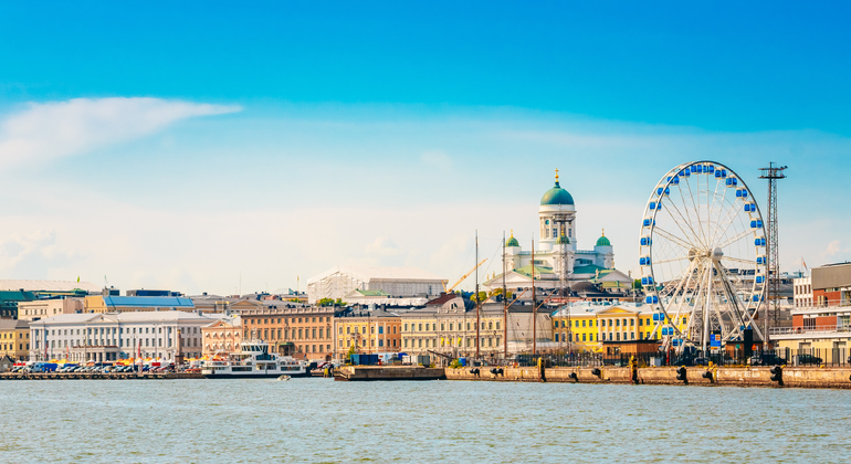 Helsinki 3-Hour Airport to City Sightseeing Tour Provided by Helsinki Tour