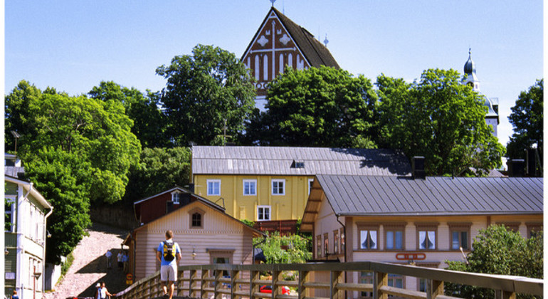 Helsinki and Porvoo Day Sightseeing Tour Provided by Helsinki Tour