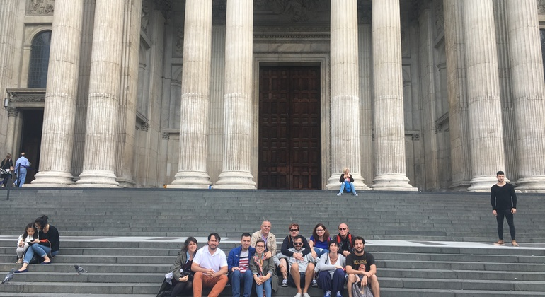 Spanish Tour: from Londinium to the City Provided by Te lo cuento de camino
