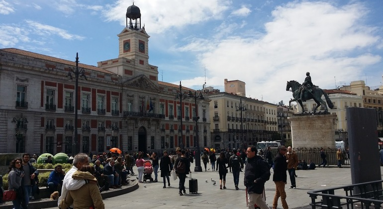 Free Tour Madrid Historical Experience Spain — #2