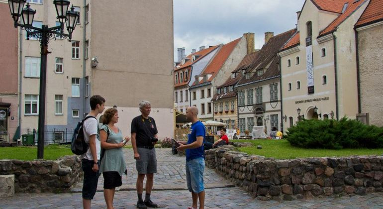 Old Town Riga Free Tour Provided by Tours In Riga