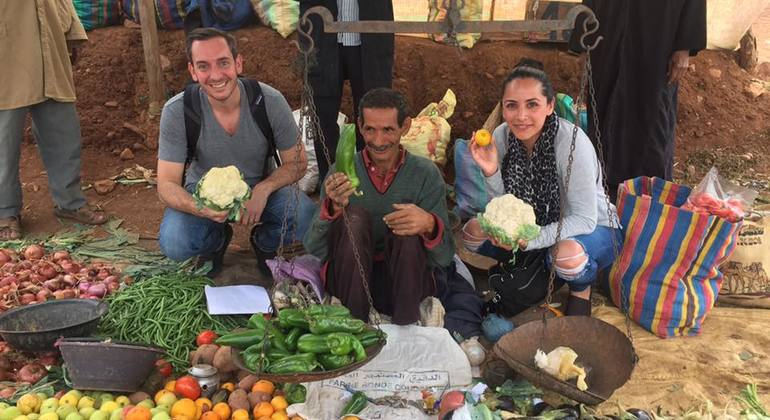 Berber Cooking Class & Berber village Tour from Marrakech