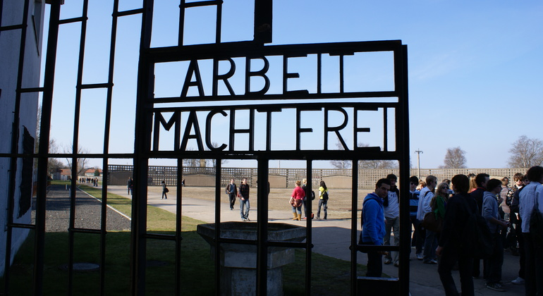 Free Tour: Campo de Concentración Sachsenhausen Provided by culture and touring tours Berlin