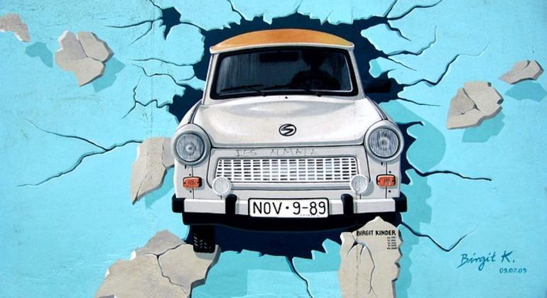 Tour sobre el Muro de Berlín y la Guerra Fría Alemania — #2