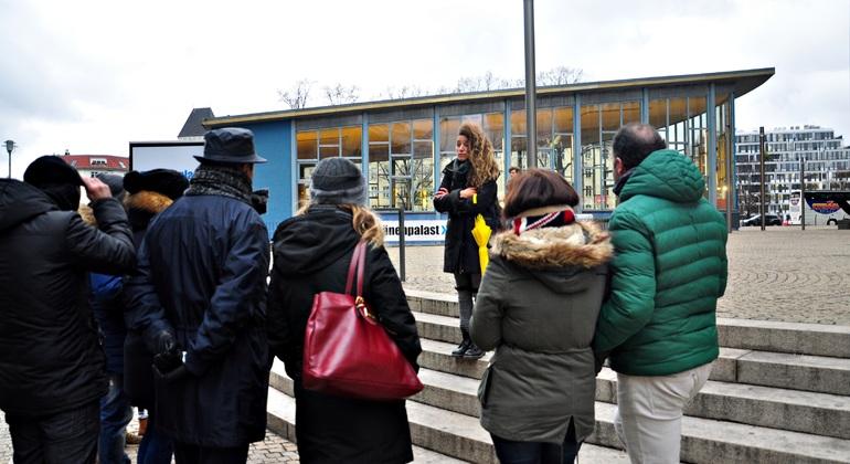 Tour sobre el Muro de Berlín y la Guerra Fría Alemania — #4