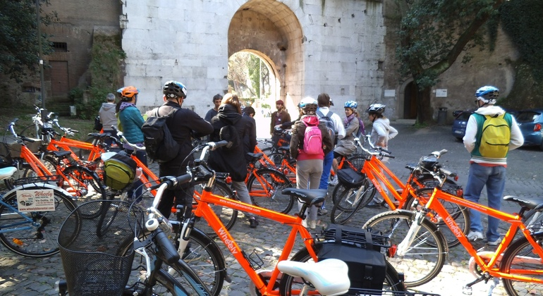Rome Bike Tour: Appian Way Provided by WHEELY s.r.l.s.