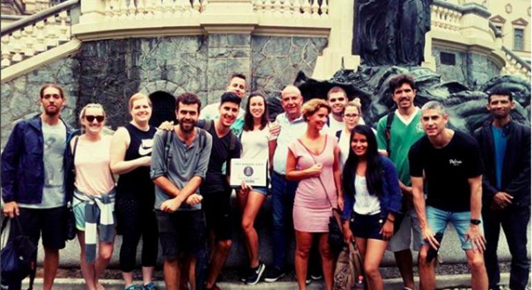 São Paulo History Walking Tour Provided by Concrete Jungles Walking Tours