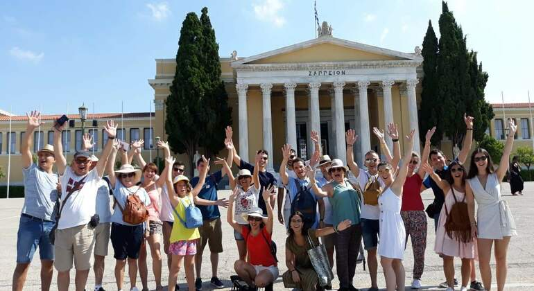 Athens Free Tour - Official Greece — #26