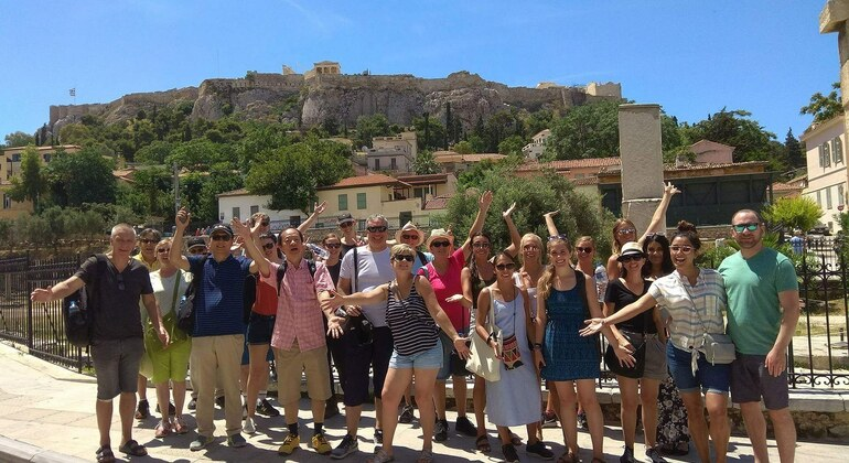 Athens Free Tour - Official Greece — #28