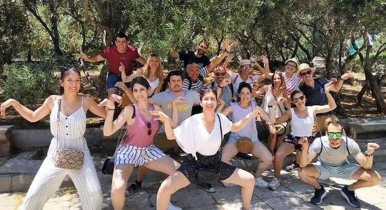Athens Free Tour - Official Greece — #29