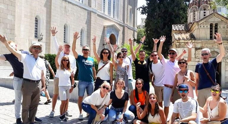 Athens Free Tour - Official Greece — #30