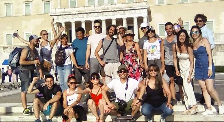 Athens Free Tour - Official Greece — #36