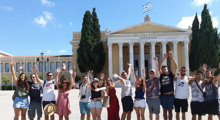Athens Free Tour - Official Greece — #8