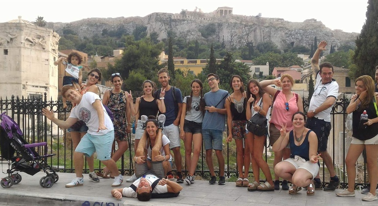 Athens Free Tour - Official Greece — #9
