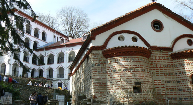 Day Trip to Vitosha Mountain, Boyana Church and Dragalevtsi Monastery Provided by City tour