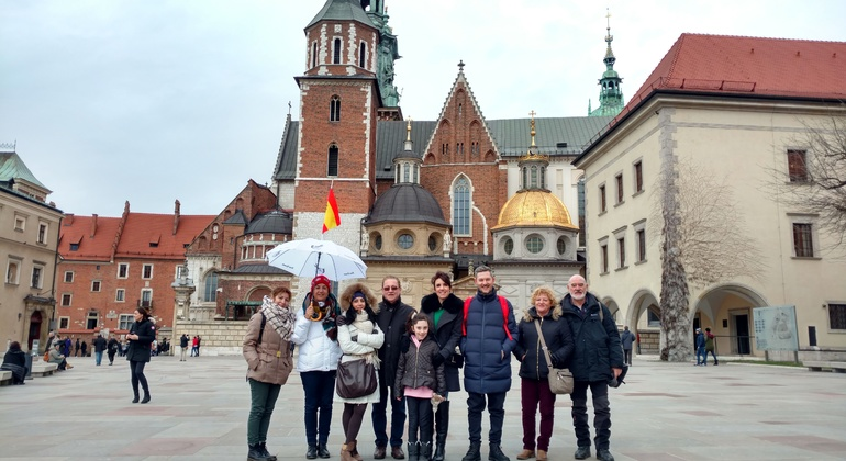 Free Old Town Krakow Tour Span/Eng Provided by Cracovia Walking Tours