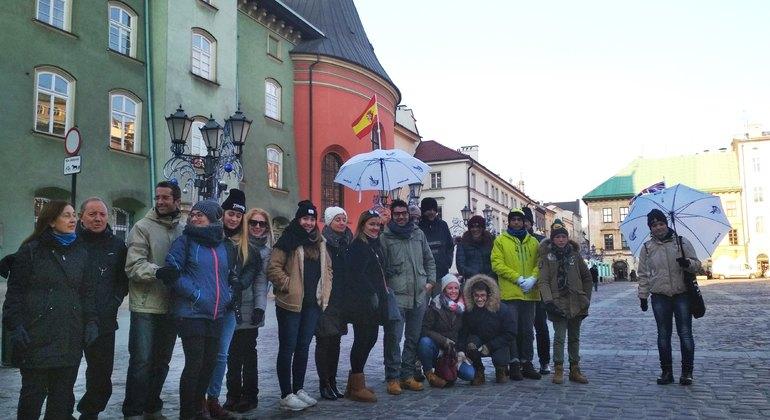 Free Old Town Krakow Tour Span/Eng Poland — #3