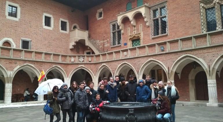 Free Old Town Krakow Tour Span/Eng Poland — #4