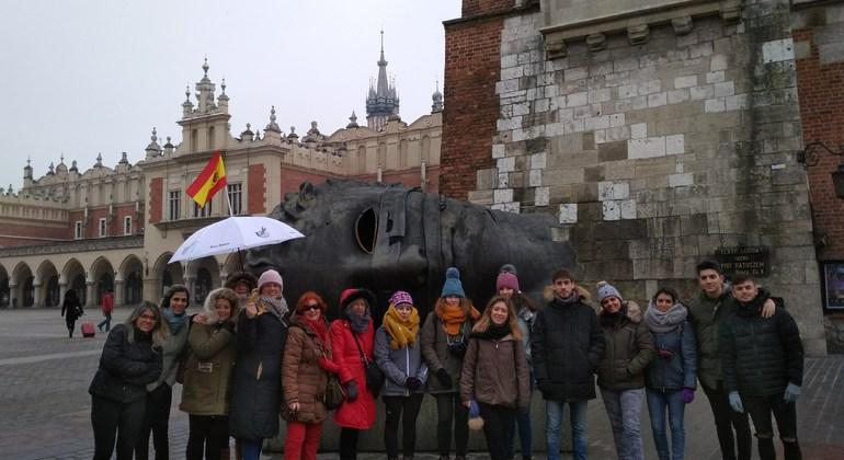 Free Old Town Krakow Tour Span/Eng Poland — #6