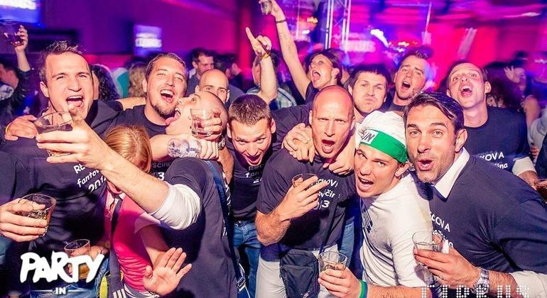Party in Ljubljana Provided by Party in Ljubljana