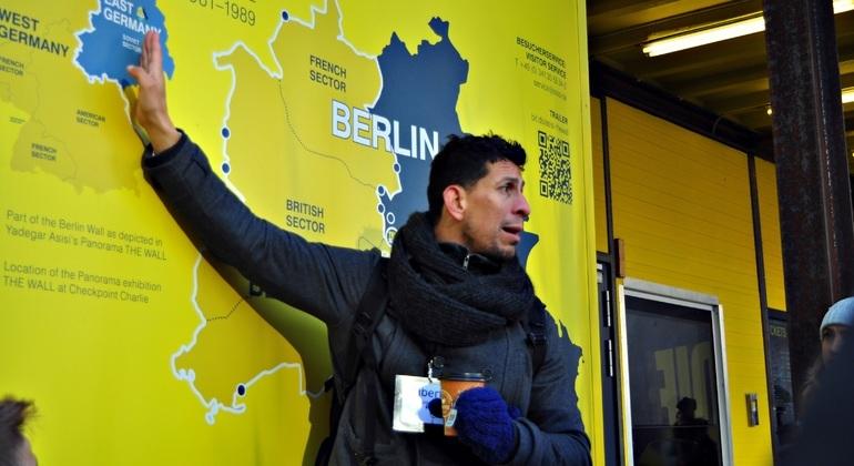 Berlín - Capital del Tercer Reich Operado por culture and touring tours Berlin