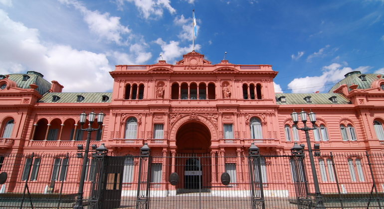 Free Historical Centre Tour of Buenos Aires Argentina — #4