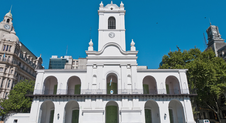 Free Historical Centre Tour of Buenos Aires Argentina — #5
