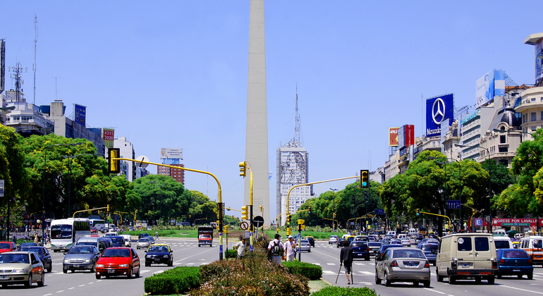 Free Historical Centre Tour of Buenos Aires Argentina — #7