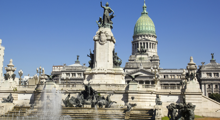 Free Historical Centre Tour of Buenos Aires Argentina — #8