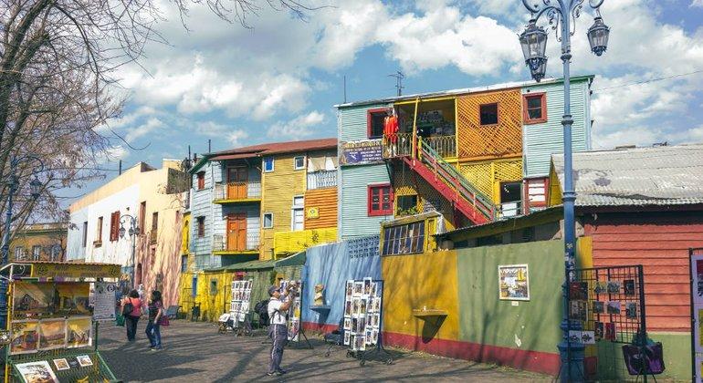 Free La Boca Tour Argentina — #4