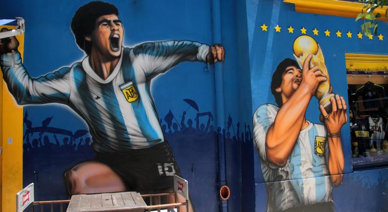 Free La Boca Tour Argentina — #8
