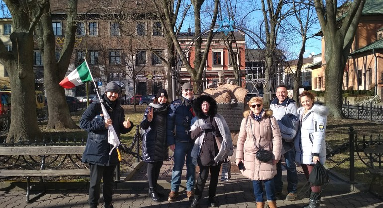 Walking Tour Kazimierz with Jewish and Christian Quarter Poland — #4