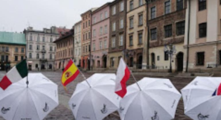 Walking Tour Kazimierz with Jewish and Christian Quarter Poland — #7