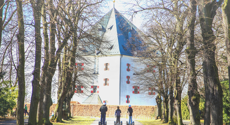Prague Monasteries Segway Tour Czech Republic — #8