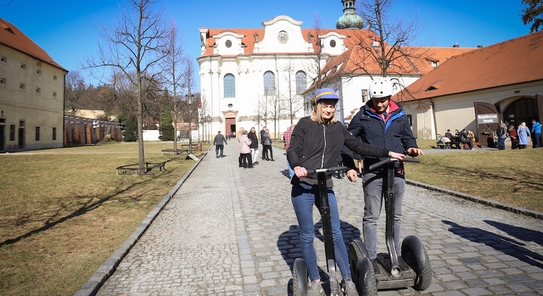 Prague Monasteries Segway Tour Czech Republic — #9