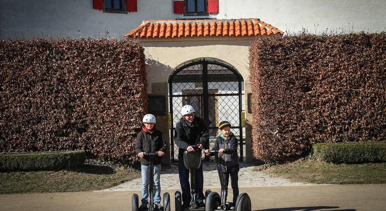 Prague Monasteries Segway Tour Czech Republic — #10