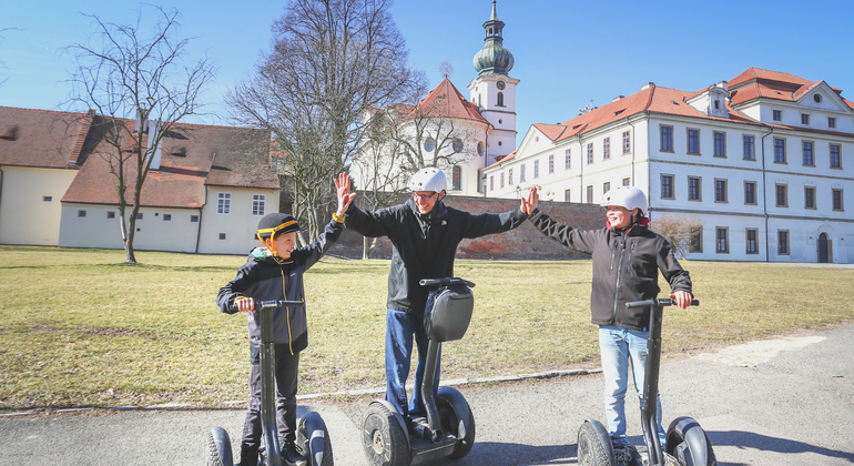 Prague Monasteries Segway Tour Provided by SEGWAY EXPERIENCE, s.r.o.