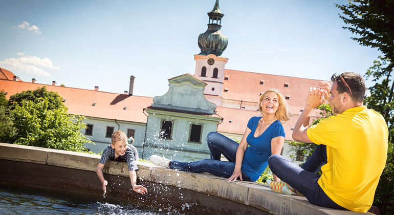 Prague Monasteries Segway Tour Czech Republic — #12