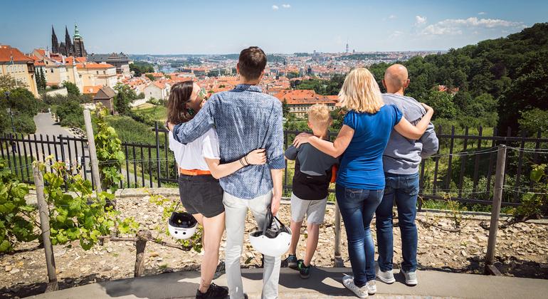 Prague Monasteries Segway Tour Czech Republic — #14