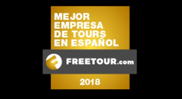 Free Tour Madrid en Español Operado por White Umbrella Tours Madrid