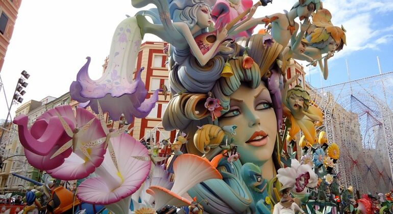 Las Fallas Walking Tour Provided by Valencia and Go