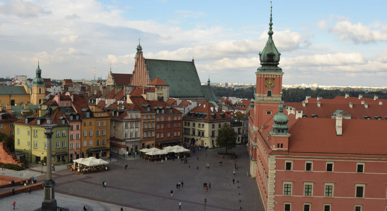 Warsaw Old Town Free Tour Poland — #1