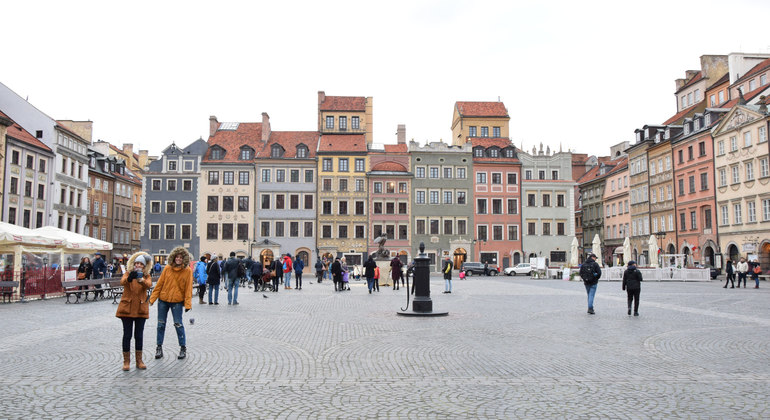 Warsaw Old Town Free Tour Poland — #3