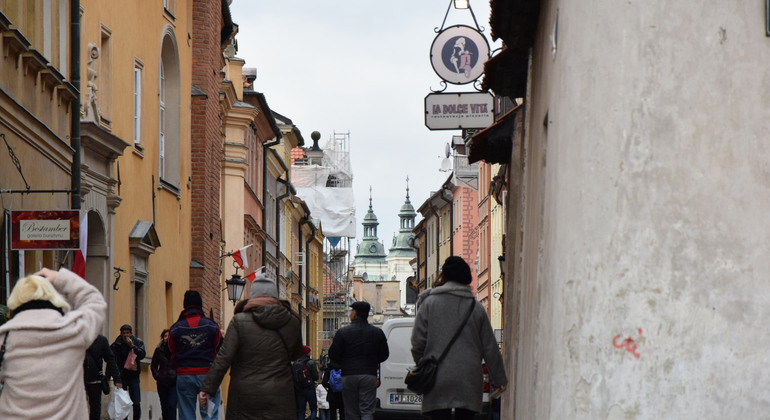 Warsaw Old Town Free Tour Poland — #2