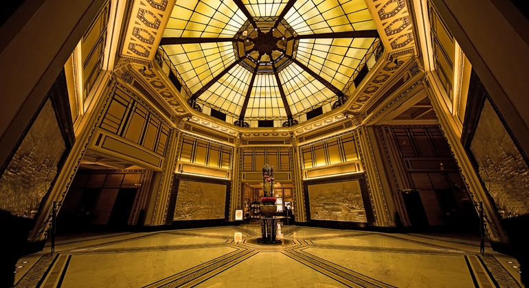 Art Deco Walking Tour of Shanghai Provided by Yijun Yu (Jun)