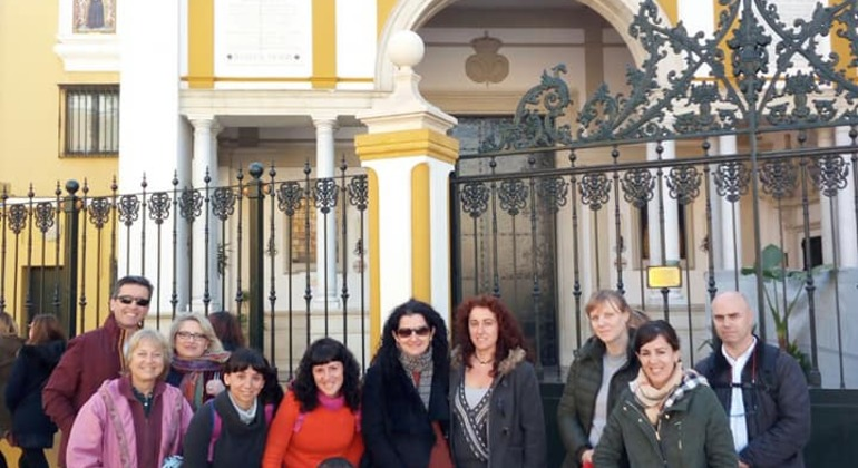 Free Tour Legends and Mysteries of Seville Operado por Heart of Sevilla Free Tours