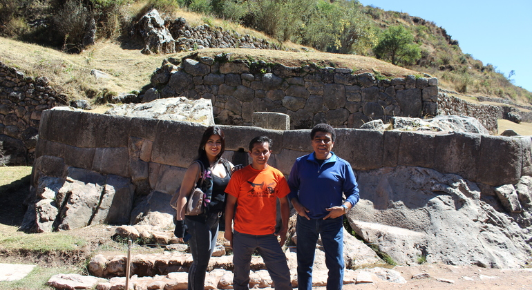 Private City Tour of Cusco Operado por chullos travel perú