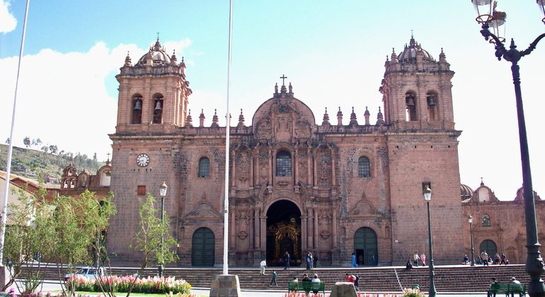 Cusco City Tour Operado por KANTU PERU TOURS