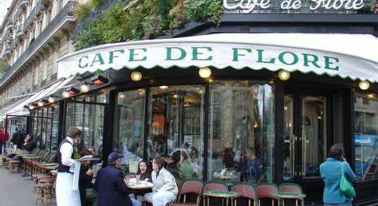 Free Tour: Saint-Germain and the River Seine Provided by Discover Walks - do more