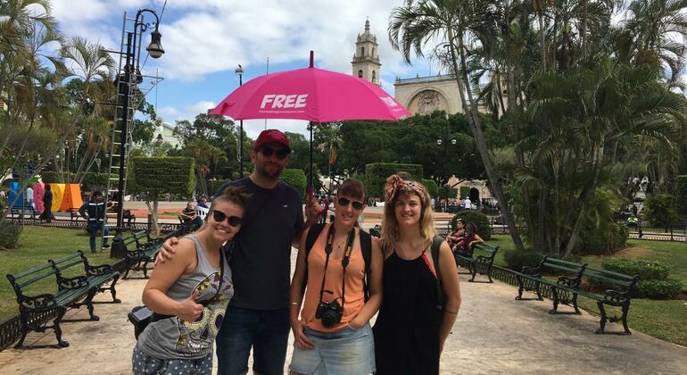 Free Tour Merida Mexico — #2